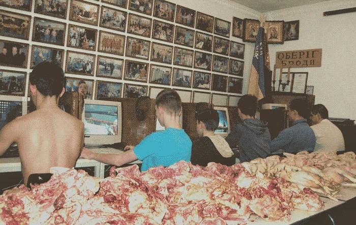 Расцвет и упадок компьютерных клубов 2000-х Компьютерный клуб, Компьютерные игры, Украина, 2000-е, Копипаста, Длиннопост