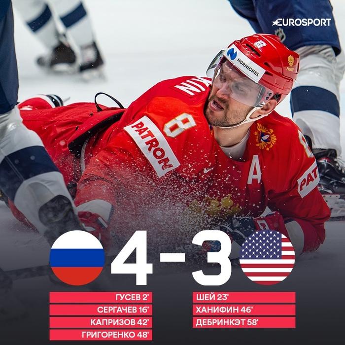 Просто лучшие Спорт, Хоккей, Хоккей ЧМ 2019, Сборная России по хоккею