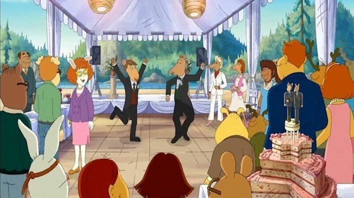 Телеканал в Алабаме отказался показывать эпизод детского мультфильма про однополую свадьбу ЛГБТ, Пропаганда ЛГБТ, Маразм, Длиннопост