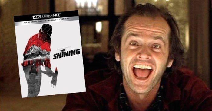«Сияние» Кубрика выйдет на UHD Blu-ray этой осенью Киносъемки, Ремастеринг 4к, Стэнли Кубрик, Сияние
