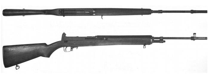 Малый калибр, высокая скорость. Оружие, История, Армия, США, Длиннопост