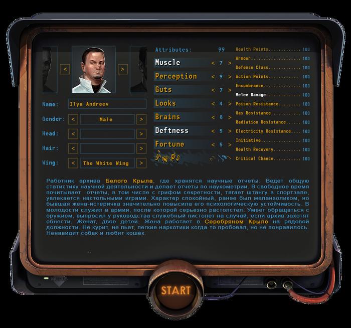 Encased RPG: Первые результаты разработки вместе с комьюнити RPG, Gamedev, Indiedev, Сообщество, Видео, Игры, Компьютерные игры, Постапокалипсис, Длиннопост