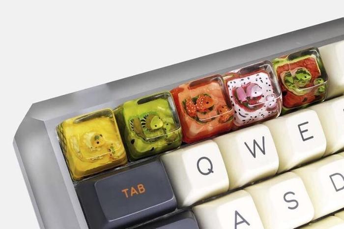 Как Вам кнопочки? Клавиатура, ПК