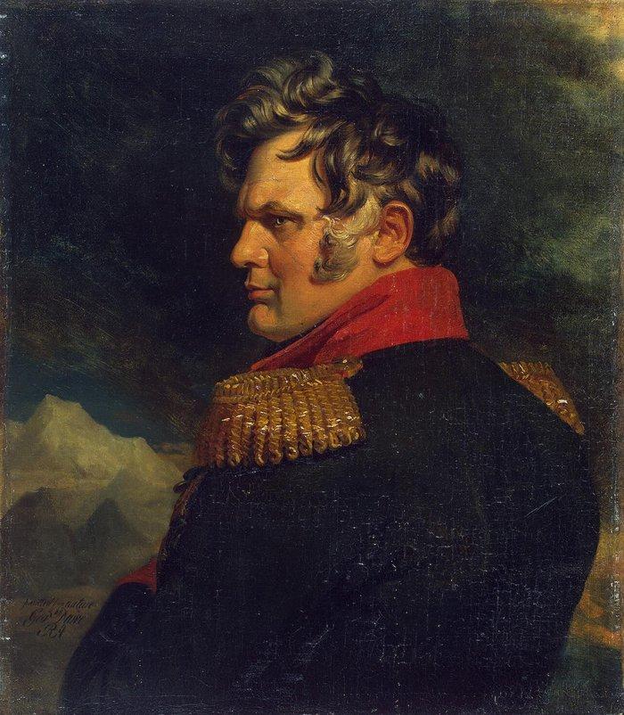 Генерал Ермолов против судьбы. Генерал, Судьба, Мистика, Кавказ, Длиннопост