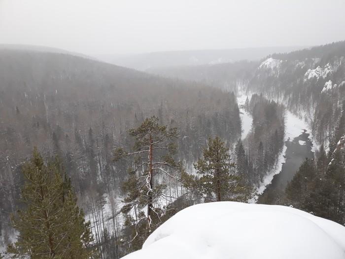 С женой по снежным горам Фотография, Природа, Река, Лес, Горы, Скалы, Поход, Длиннопост