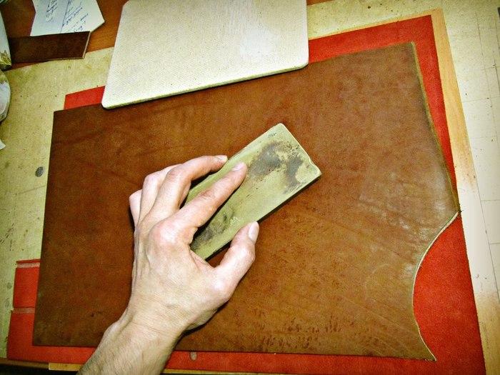 Чехол на iPad Air 2 Крафт, Кожевенное ремесло, Ручная работа, Планшет, Чехол, Длиннопост