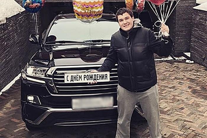 Сбивший инспектора сын российского экс-сенатора признался в употреблении кокаина Новости, Наркотики, Сенатор, Видео, Дети чиновников, Негатив