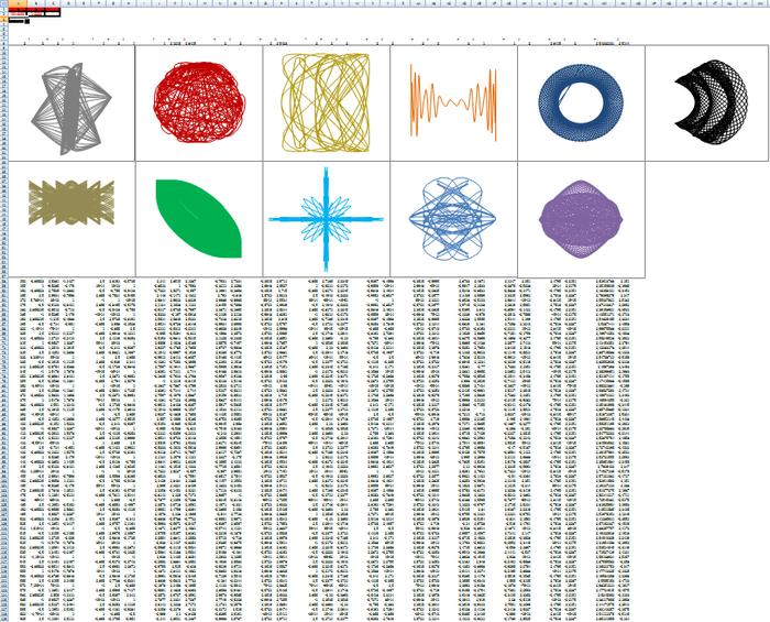 Красота с помощью Excel Математика, Excel, График, Длиннопост