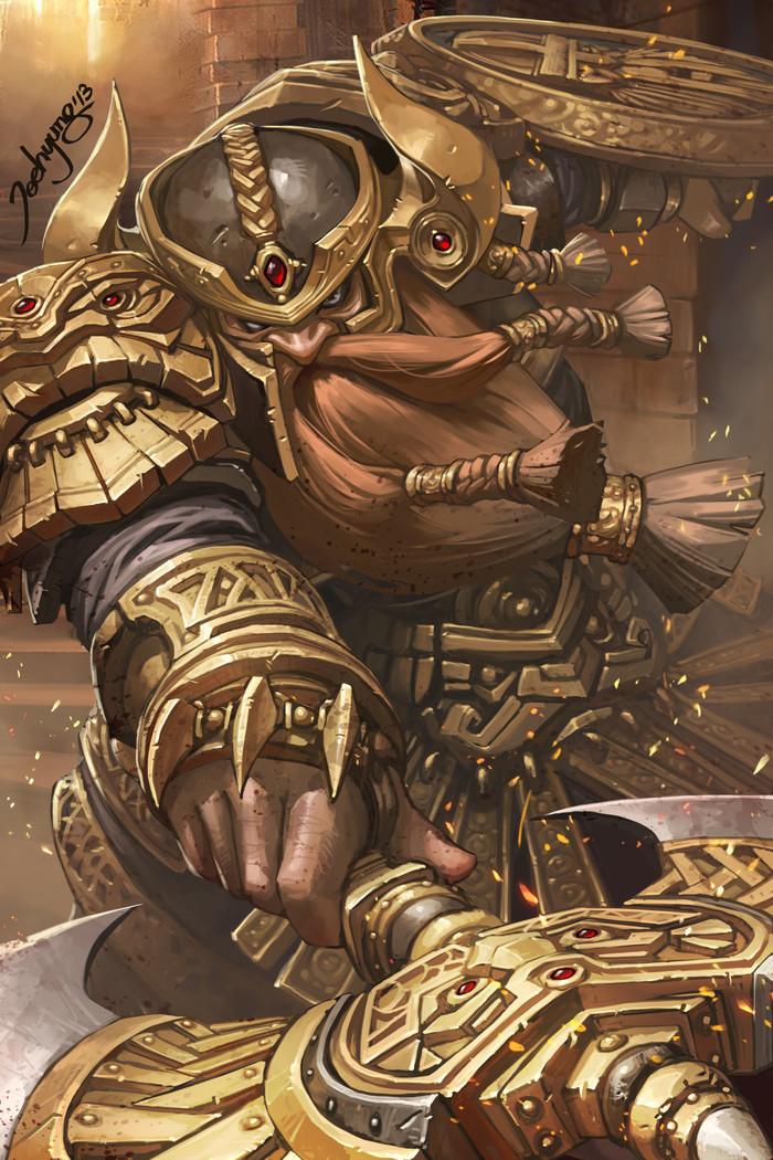 Dwarf. Арт, Фан-Арт, Альянс, Дворфы, WOW, World of Warcraft, Картинки, Длиннопост