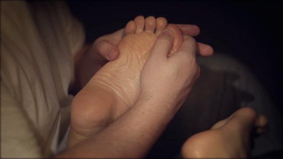 15 минут блаженства своими руками (Фут массаж) Массаж, Alhimikvs, Стопы, Нежность, Отношения, Гифка, Длиннопост