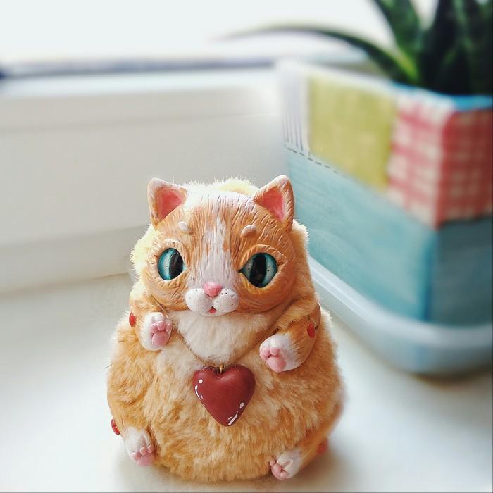 Просто котя