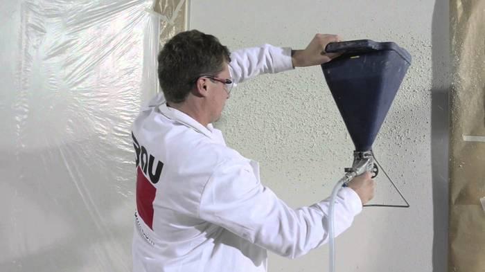 Тонкости нанесения шпаклевки на стены Шпаклевка, Ремонт, Совет, Обзор, Длиннопост