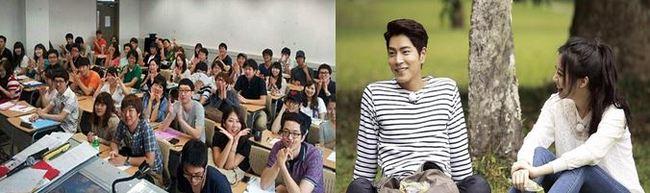 О студенческой жизни в Южной Корее Корея, Южная Корея, Студенты, Универ, Учеба, Фестиваль, Длиннопост, Видео