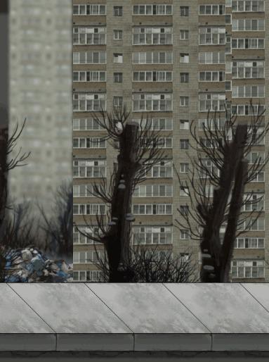 Ватя спасает Россию. Gamedev, Инди-Разработка, Indiedev, Indigamedev, Ватя, Ватник, Гифка, Длиннопост