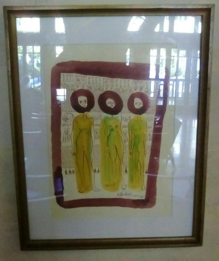 Эротика в Тунисе Тунис, Эротика, Картина