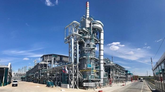 ВПерми запущено крупнейшее вЕвропе производство экологически чистого пластификатора Завод, Пластификаторы, Пермь