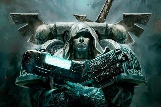 Лорд Cайфер Лорд Сайфер, Warhammer 40k, Warhammer 30k, Wh back, Спойлер