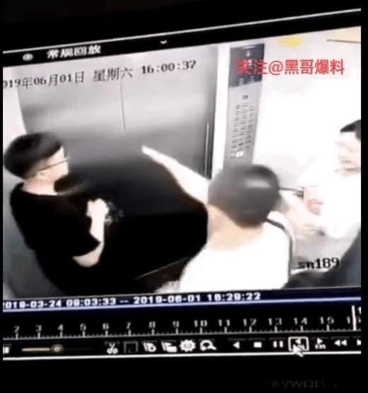 «Да ничего не будет, если легонько ткнуть в щель дверей движущегося лифта»