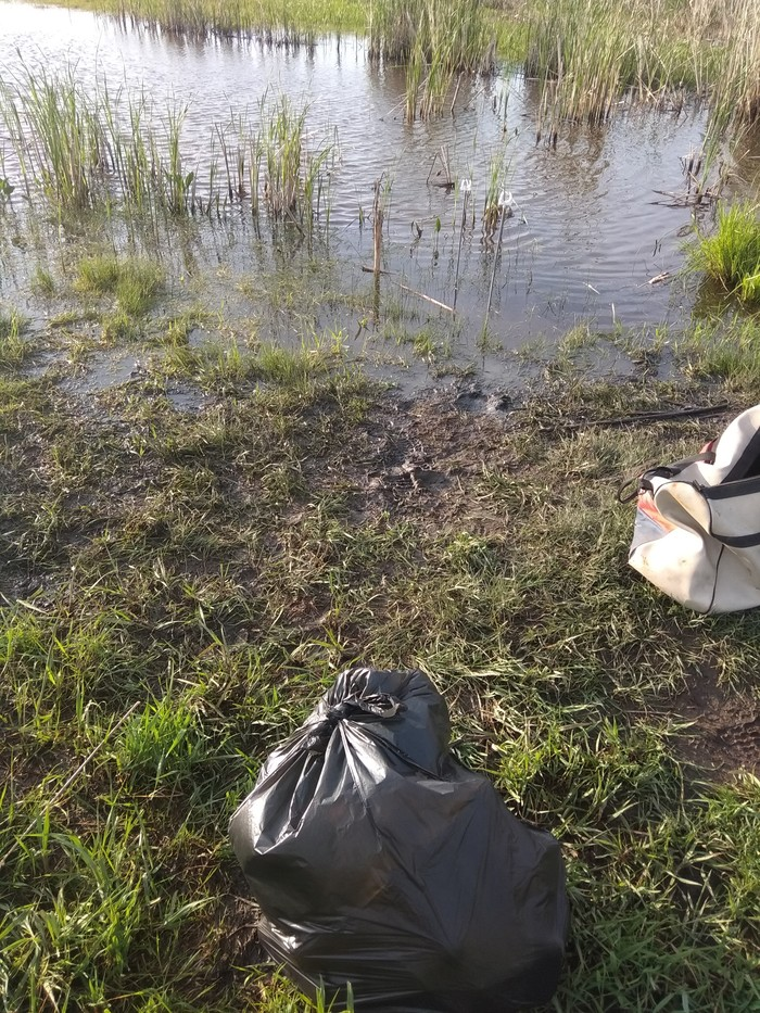Поплавки мусорные Лига чистомена, Чистомен