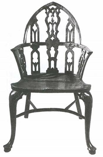 """История вещей. """"Вот это стул - на нем сидят"""". Часть 1 История, Стул, Быт, Длиннопост"""