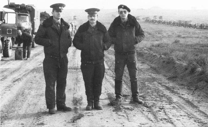 Армейские зарисовки. Гсвг, Советская армия, Длиннопост
