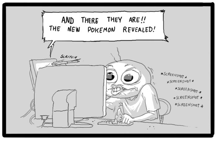 Персонажа только презентовали, а художники уже сделали тонну NSFW Покемоны, Wooloo