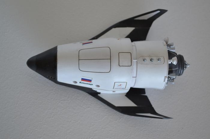 """1/72 Космический корабль """"Клипер"""" на 3d принтере Моделизм, Стендовый моделизм, Космос, Космический корабль, 3D печать, 3D принтер, Длиннопост"""