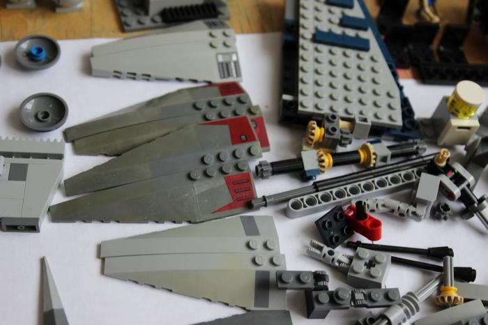 Что это было? LEGO, Star Wars, Без рейтинга, Длиннопост