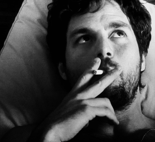 Курение вредит Мужская красота, Девушкам, Мужчина, Курение, Гифка, Длиннопост