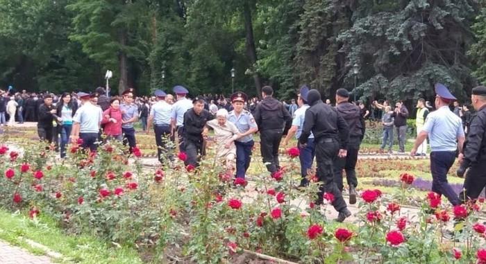 9 июня, день выборов в Казахстане Казахстан, Выборы, Власть, Политика, Длиннопост