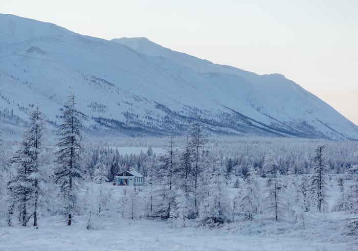 """От этих фото становится холодно через экран. Как живут люди на затерянной в тундре метеостанции """"Восточная"""" Якутия, Тундра, Холод, Метеостанция, Холодно, Вечная мерзлота, Длиннопост"""