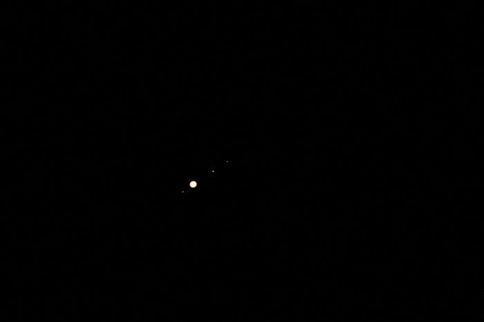 А из нашего окошка видать Луны немножко Космос, Луна, Планеты и звезды, Телескоп, Астрофото, Длиннопост
