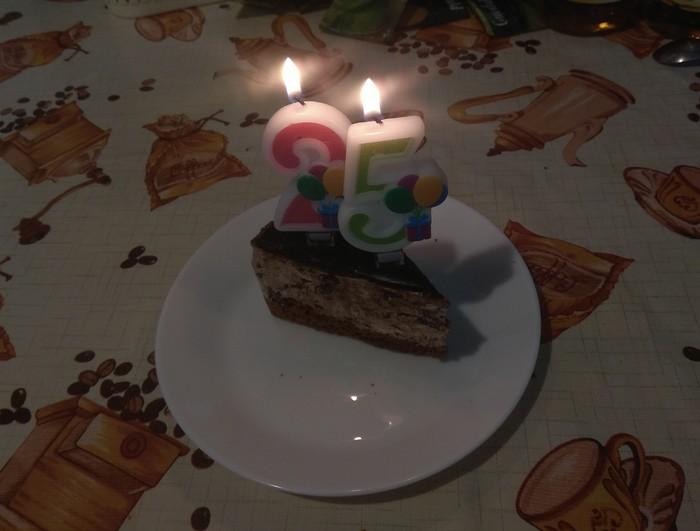 День рожденья Грустный праздник, Длиннопост, День рождения