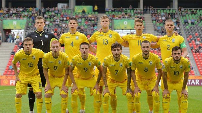 Сборная Украины по футболу U-20 - Чемпионы Мира Футбол, Чемпионат мира, Сборная Украины, Украина