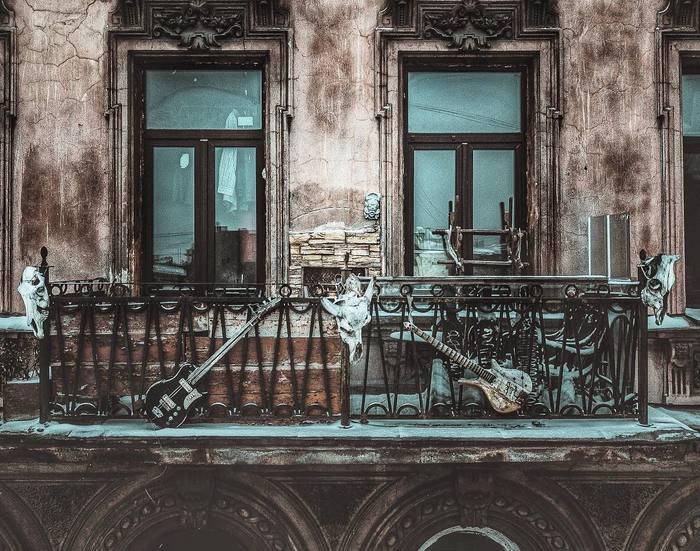 Хочу все знать #274. Постапокалиптический Петербург. Эти кадры завораживают Хочу все знать, Санкт-Петербург, Фотография, Постапокалипсис, Фотограф, Искусство, Длиннопост