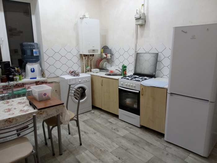 Кухня моей мечты(2 часть). Ремонт, Кухня, Своими руками, Длиннопост