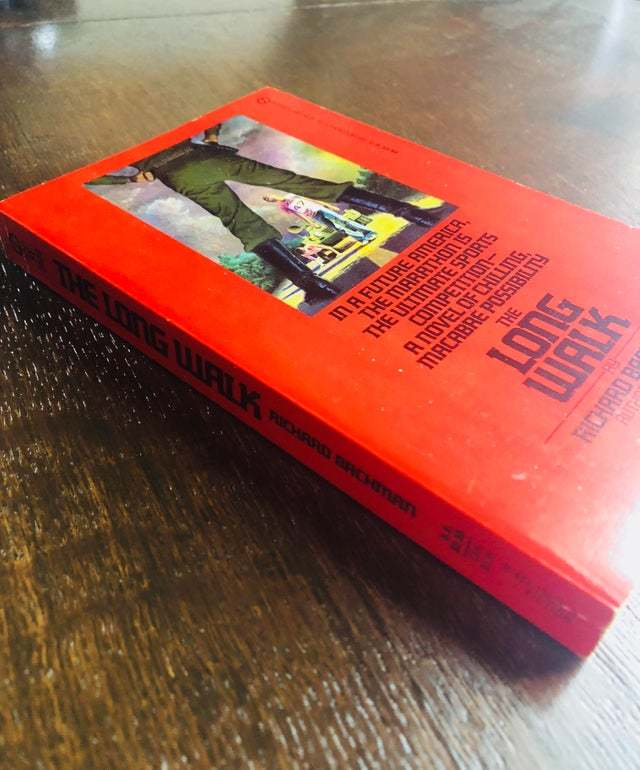 «Долгая прогулка». Роман Стивена Кинга, поразивший меня Дзен, Яндекс Дзен, Книги, Стивен Кинг, Интересное