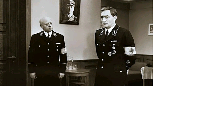 Паранойя со свастикой Свастика, Паранойя, Борьба с фашизмом, История СССР, Длиннопост