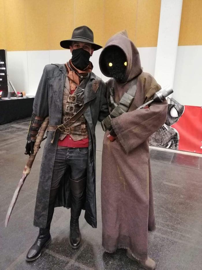 Austrian Comic Con Wels 2019 Танос, Star Wars, Косплей, Comic-Con, Длиннопост