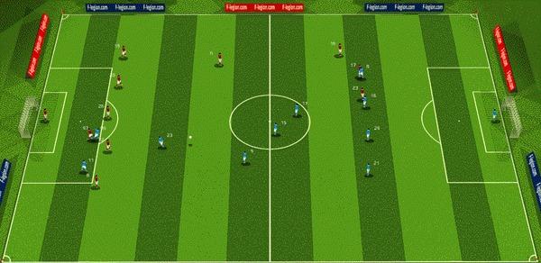 Футбольный онлайн-менеджер F-Legion Легион, Футбол, Онлайн-Игры, Менеджер, Игры, Развлечения, Гифка, Длиннопост