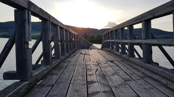 Белорецк. Башкортостан Белорецк, Мост, Длиннопост