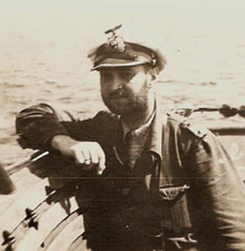 Барин на подводной лодке. Вторая мировая война, Подводная лодка, Капитан, Барин, Германия, Дисциплина, Длиннопост