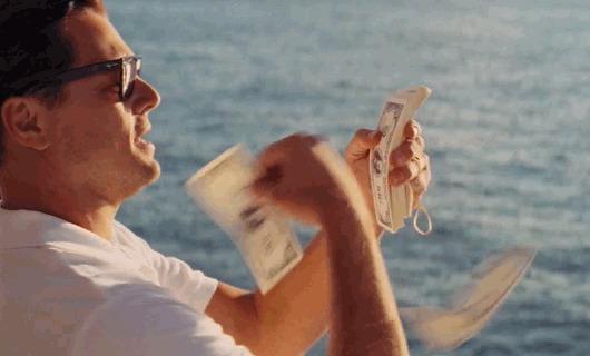 Деньги на ветер: реальная стоимость курения Длиннопост, Текст, Курение, Экономия, Реальная история из жизни, Интересное, Деньги, Гифка