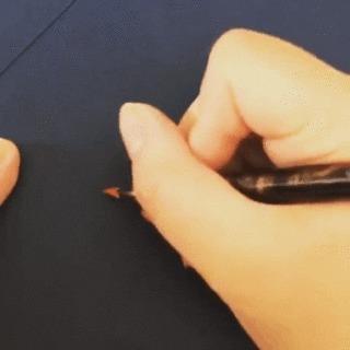 Почерк-мечта