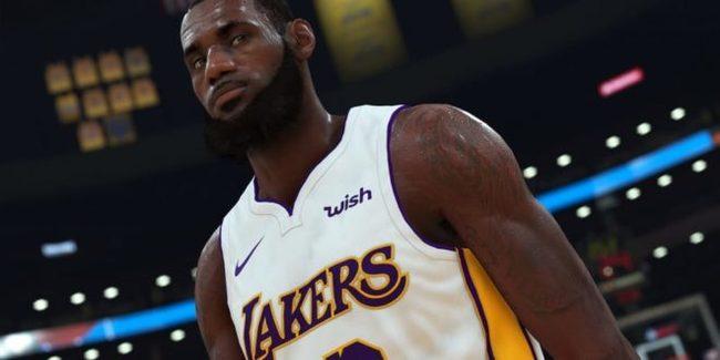 Игроки жалуются на не пропускаемую рекламу в NBA 2K19 NBA 2K19, Реклама, Игры