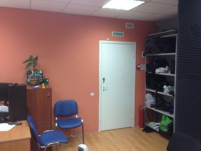 Как наш офис пытались обокрасть!