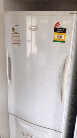 Я тоже хочу такой холодильник!