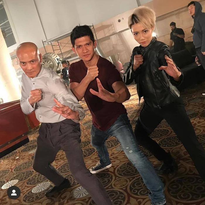 Звёзды сериала «У» значит убийцы /Убийцы Ву / Wu Assassins от Netflix (Премьера 8 августа) Марк Дакаскос, Ико Ювайс, Netflix, Кэтрин Уинник, Длиннопост