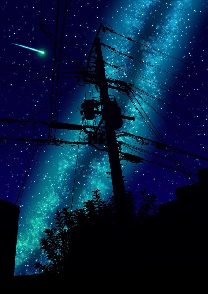 Звёздное небо и космос в картинках - Страница 37 1565448582147043365