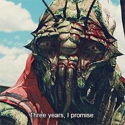 Сегодня исполняется десять лет с момента выхода фильма Район № 9. Он не сдержал обещание :(